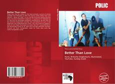 Bookcover of Better Than Love