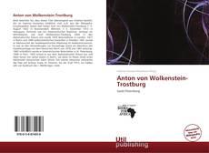 Bookcover of Anton von Wolkenstein-Trostburg