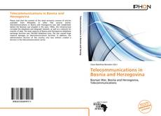 Bookcover of Telecommunications in Bosnia and Herzegovina