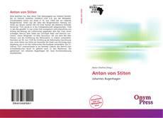Borítókép a  Anton von Stiten - hoz