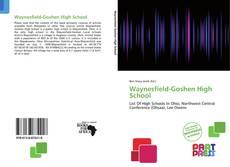 Waynesfield-Goshen High School的封面