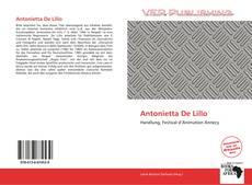 Antonietta De Lillo的封面