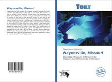 Buchcover von Waynesville, Missouri