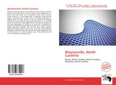 Buchcover von Waynesville, North Carolina