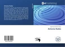 Buchcover von Antonia Rados