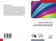 Portada del libro de Navia, San Luis