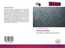 Bookcover of Antonia Bruha