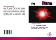 Bookcover of 3954 Mendelssohn