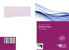 Couverture de Rolling Paper