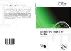 Bookcover of Sendling's Night of Murder