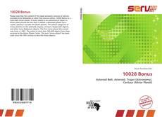 Bookcover of 10028 Bonus