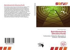 Capa do livro de Betriebstechnik (Amateurfunk)