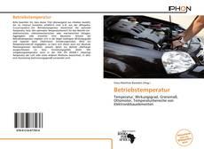 Borítókép a  Betriebstemperatur - hoz