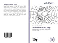 Bookcover of Telecommunication (Song)