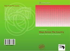 Couverture de Ways Across The Country
