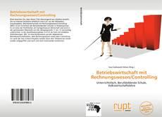 Capa do livro de Betriebswirtschaft mit Rechnungswesen/Controlling