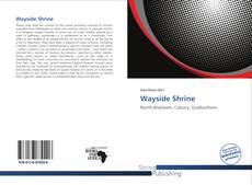 Capa do livro de Wayside Shrine