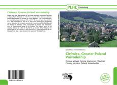 Bookcover of Cielmice, Greater Poland Voivodeship