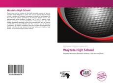 Couverture de Wayzata High School