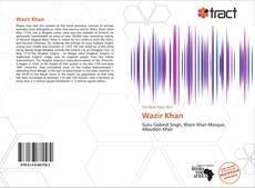 Bookcover of Wazir Khan