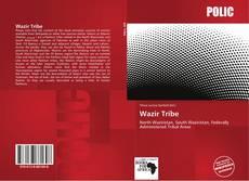 Capa do livro de Wazir Tribe