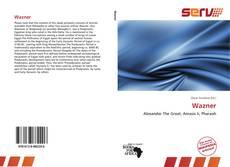Capa do livro de Wazner