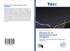 Bookcover of Periyar E. V. Ramasamy And Religion
