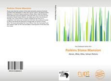Portada del libro de Perkins Stone Mansion