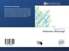 Capa do livro de Perkinston, Mississippi