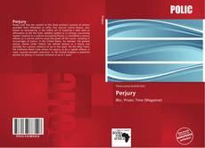 Perjury kitap kapağı