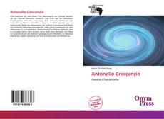 Capa do livro de Antonello Crescenzio