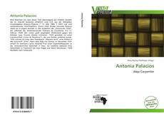 Portada del libro de Antonia Palacios