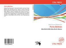 Perla Beltrán kitap kapağı