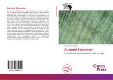 Copertina di Antonie Stemmler