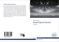 Portada del libro de Antoni Ignasi Cervera