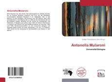 Copertina di Antonella Mularoni