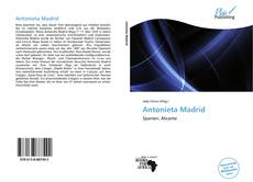 Couverture de Antonieta Madrid