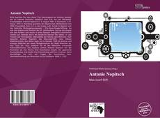 Couverture de Antonie Nopitsch