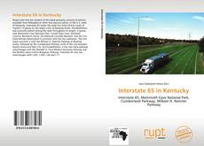 Bookcover of Interstate 65 in Kentucky