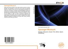 Bookcover of Sprengel Museum