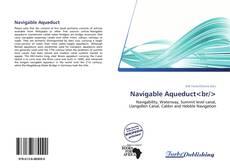 Portada del libro de Navigable Aqueduct