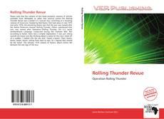 Capa do livro de Rolling Thunder Revue