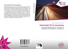 Buchcover von Interstate 55 in Louisiana