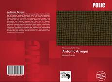Copertina di Antonio Arregui
