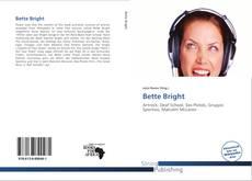 Buchcover von Bette Bright