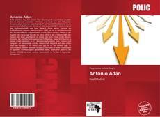 Bookcover of Antonio Adán