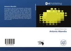 Antonio Abondio的封面