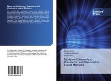 Borítókép a  Study on Ultrasonics, Volumetric and Viscometric Liquid Mixtures - hoz