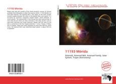Portada del libro de 11193 Mérida