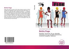 Bookcover of Bettie Page
